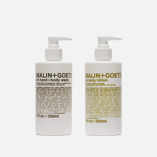 Набор по уходу за телом Malin+Goetz Make It A Double