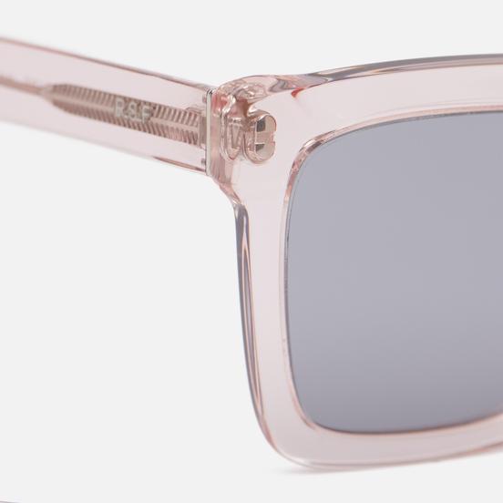 Солнцезащитные очки RETROSUPERFUTURE Aalto Crystal Pink