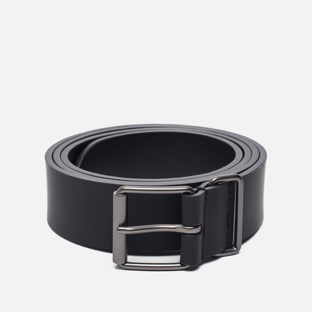 Ремень Anderson's Classic Calf Leather Caviar Black