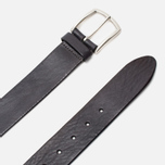 Ремень Anderson's Classic Calf Leather Grey фото- 1