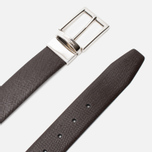 Anderson's Classic Calf Leather Texture Belt Brown photo- 1