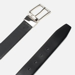 Anderson's Classic Calf Leather Texture Belt Brown photo- 3