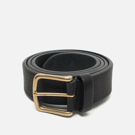 Anderson's Classic Genuine Calf Leather Belt Black