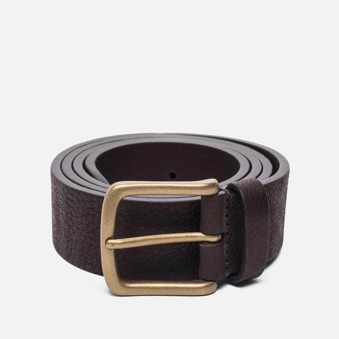 Ремень Anderson's Classic Genuine Calf Leather Dark Brown