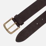 Ремень Anderson's Classic Genuine Calf Leather Dark Brown фото- 1