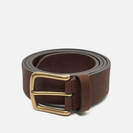 Anderson's Classic Leather Belt Brown
