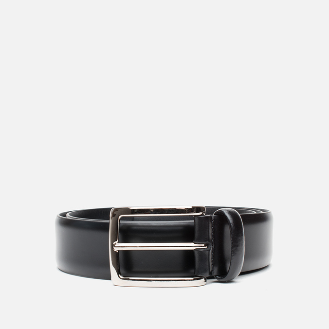 Ремень Anderson's Classic Smooth Leather Black