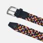 Ремень Anderson's Classic Multi Colour Elastic Woven Multicolor 056 фото - 1