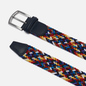 Ремень Anderson's Classic Multi Colour Elastic Woven Multicolor 058 фото - 1