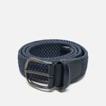 Anderson's Classic Woven Textile Belt Blue фото- 0