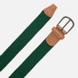 Ремень Anderson's Classic Woven Textile Green фото- 1