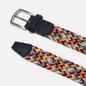 Ремень Anderson's Classic Multi Colour Elastic Woven Multicolor M6 фото - 1