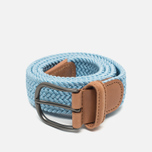 Anderson's Classic Woven Textile Belt Sky Blue photo- 0