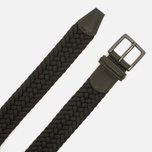Anderson's Woven Textile Belt Olive photo- 1