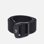 Ремень Arcteryx Conveyor Black/Black фото- 0