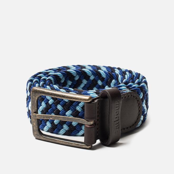 Ремень Barbour Ford Blue/Blue