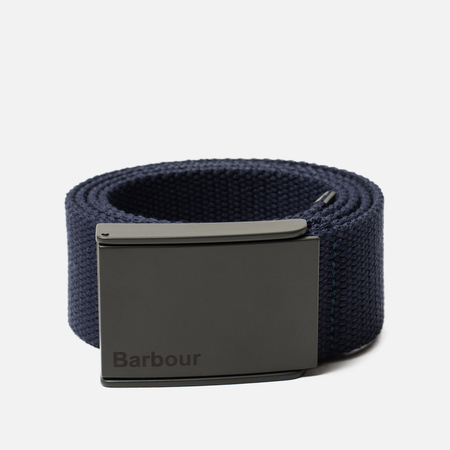 Ремень Barbour Webbing Navy