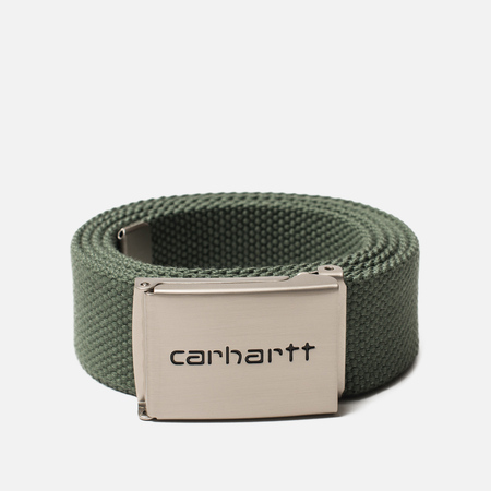 Ремень Carhartt WIP Clip Chrome Adventure