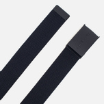 Carhartt WIP Clip Tonal Belt Dark Navy photo- 2