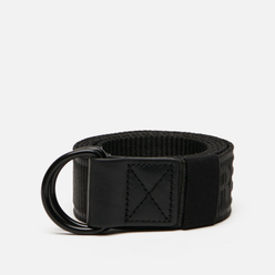 Ремень Fred Perry Heat Emboss Webbing Black