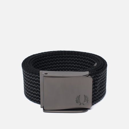 Ремень Fred Perry Solid Webbing Black