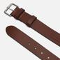 Ремень Polo Ralph Lauren Roller Buckle Smooth Leather Tan фото - 1