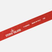 Ремень Stone Island Nylon Tape Orange фото- 2