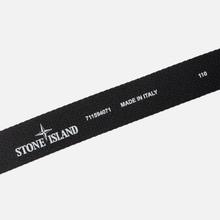 Ремень Stone Island Strong Nylon Strap 7115 Black фото- 2