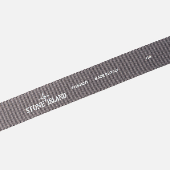 Ремень Stone Island Strong Nylon Strap 7115 Mud