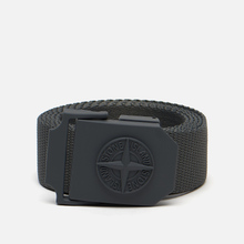 Ремень Stone Island Strong Nylon Strap 7215 Blue Grey фото- 0