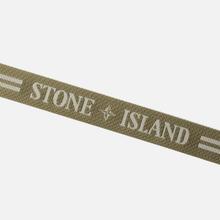 Ремень Stone Island Two-Color Nylon Sage Green фото- 1