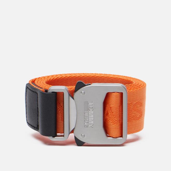 Ремень Tommy Jeans Fast Clip 3.5 Orange Peel