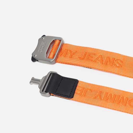 Ремень Tommy Jeans Fast Clip 3.5 Orange Peel