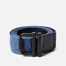 Ремень Tommy Jeans Roller Reversible Webbing Navy/Dutch Blue фото- 1