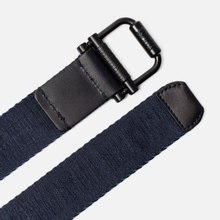 Ремень Tommy Jeans Roller Reversible Webbing Navy/Dutch Blue фото- 2