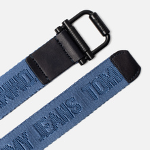Ремень Tommy Jeans Roller Reversible Webbing Navy/Dutch Blue фото- 3