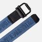 Ремень Tommy Jeans Roller Reversible Webbing Navy/Dutch Blue фото - 3