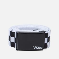 Ремень Vans Deppster II Web Black/White