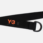 Y-3 Logo Belt Black photo- 2