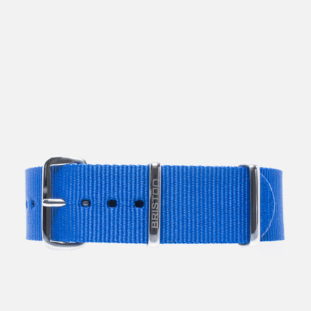 Briston NG20.EB Watch Strap Blue
