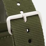 Briston NG20.GA Watch Strap Green Army photo- 1