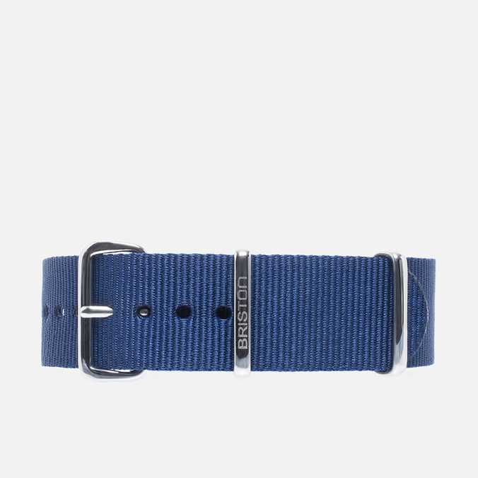 Briston NG20.NB Watch Strap Dark Navy