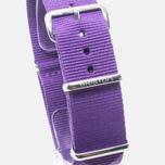 Ремешок для часов Briston NG20.PP Purple фото- 1