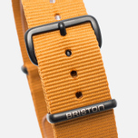 Briston NG20.PVD.BR Watch strap Brown photo- 2