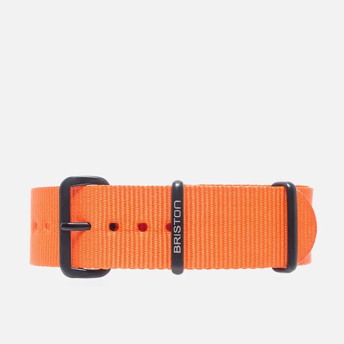 Briston NG20.PVD Watch Orange