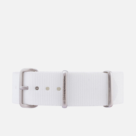 Briston NG20.W Watch Strap White