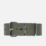 Ремешок для часов Briston NS20.GA Green Army фото- 0