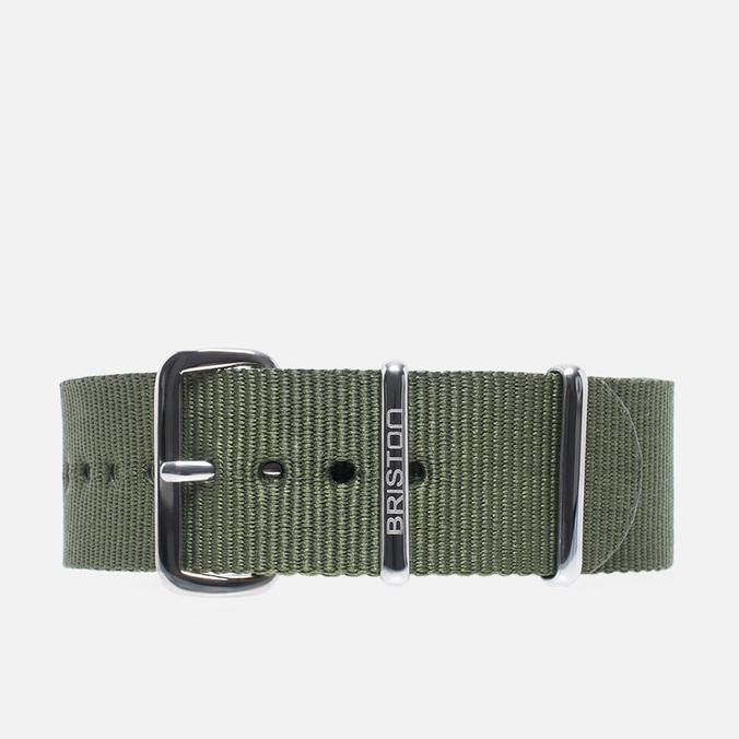 Ремешок для часов Briston NS20.GA Green Army