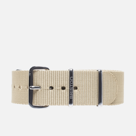 Briston NS20.K Watch Strap Khaki