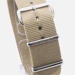 Ремешок для часов Briston NS20.K Khaki фото- 1